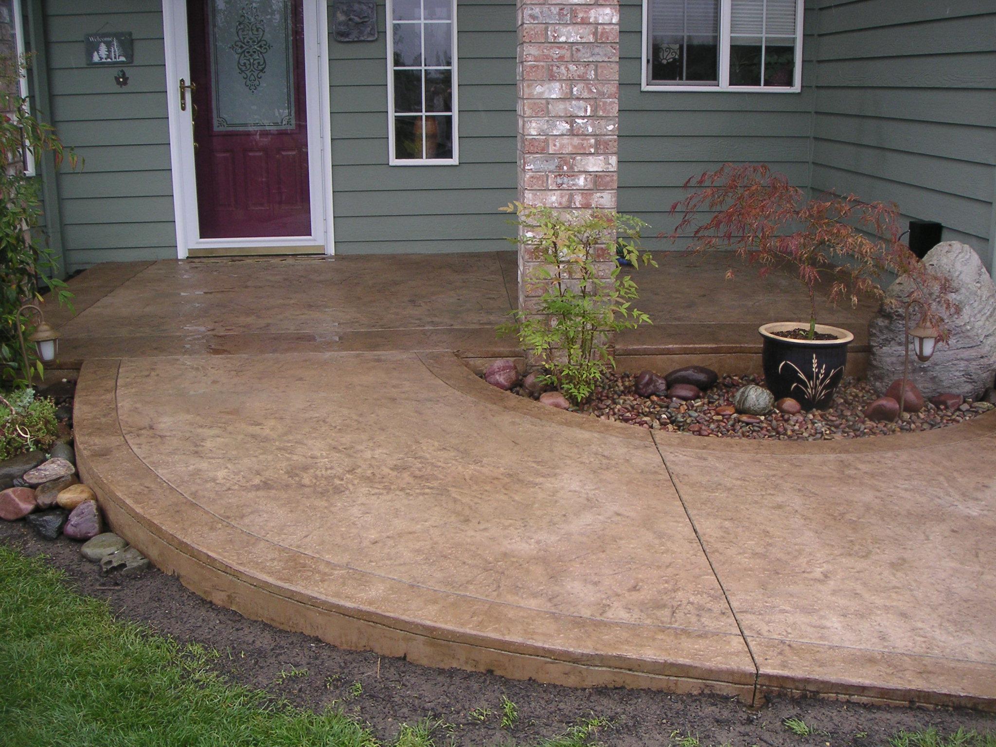 We Do Residential Concrete Work Masonry Work All Types